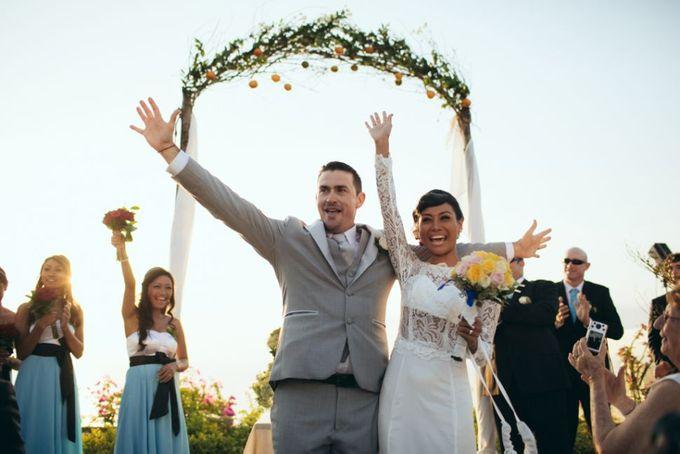 Zach & Dina by Fabio Lorenzo Wedding Photography - 004