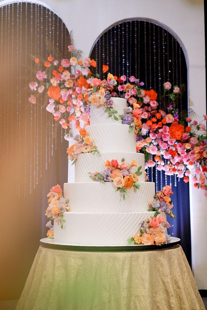 The Wedding of Hubert and Silvia by AYANA Midplaza JAKARTA - 015