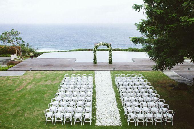 Char & Don Wedding by AMOR ETERNAL BALI WEDDING & EVENTS - 001