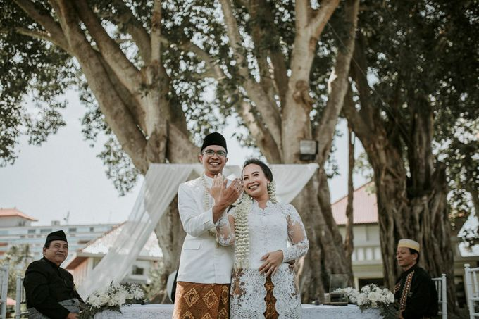 The Wedding of Chitra & Dio by Bali Eve Wedding & Event Planner - 014