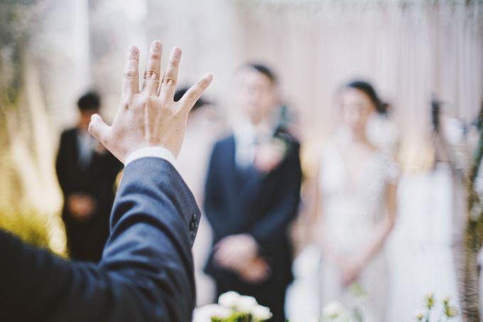 Wedding Of Fernando & Michelle by Eugene & Friends - 016