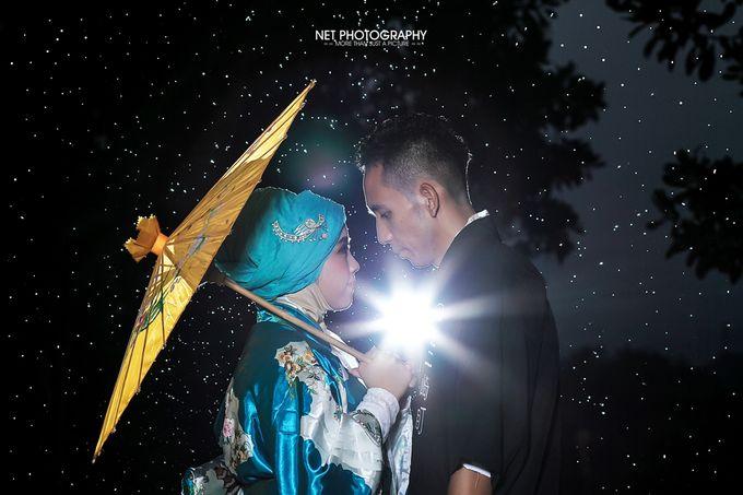 HAFSAH & BAGAS | PREWEDDING by NET PHOTOGRAPHY - 005