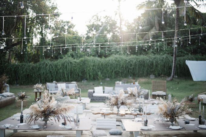 Wedding Anniversary of Carol & Dharta by Ninetynine Wedding Organizer - 003