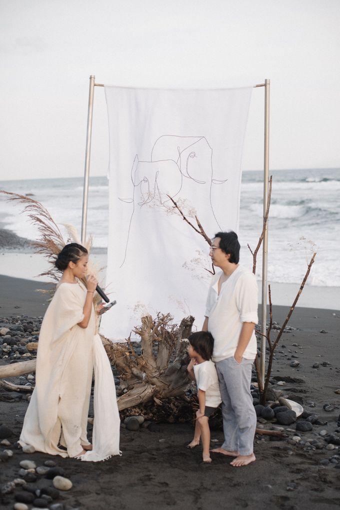 Wedding Anniversary of Carol & Dharta by Ninetynine Wedding Organizer - 015