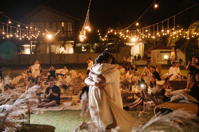 Wedding Anniversary of Carol & Dharta by Ninetynine Wedding Organizer - 018