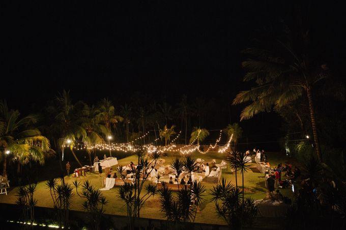 Wedding Anniversary of Carol & Dharta by Ninetynine Wedding Organizer - 019