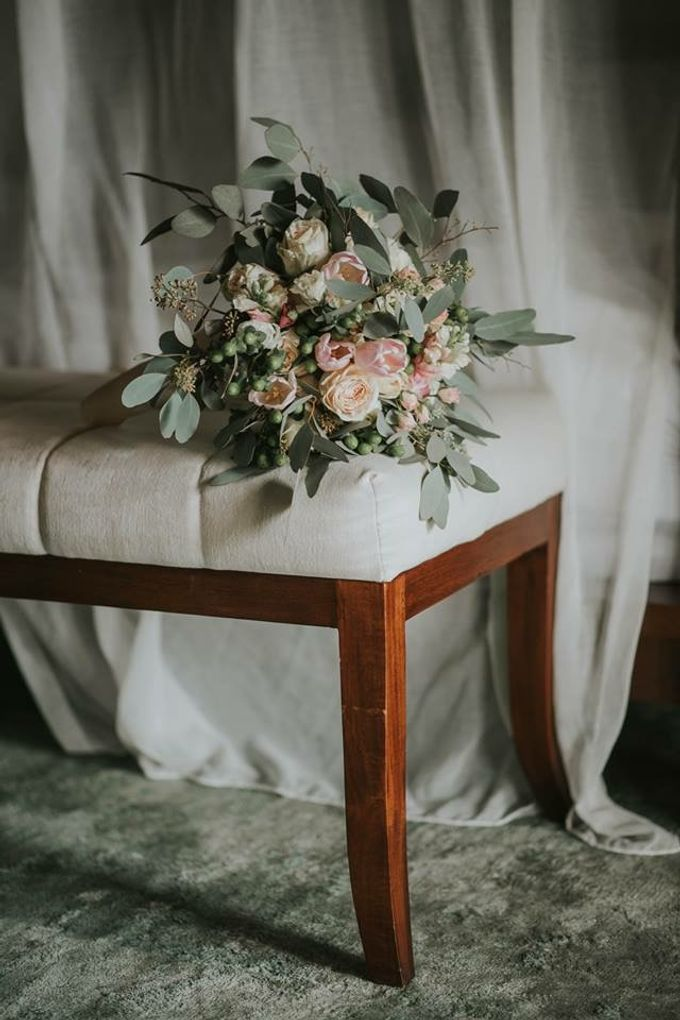 Wedding of Evelyn & Keith by Beyond Decor Company - 004