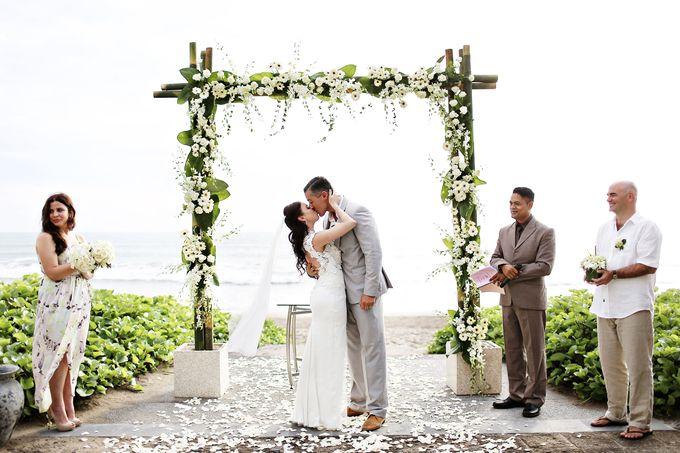 Beach Wedding by W Bali - Seminyak - 023
