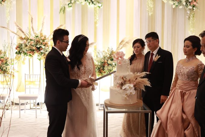 MC Wedding Intimate Double Tree Jakarta by Anthony Stevven by Anthony Stevven - 026