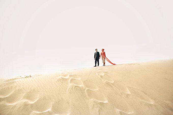 Romance Between Desert and Pine by ridzkysetiaji photo - 006