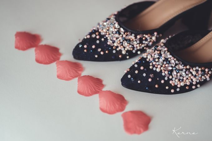 Dinta - Derry Wedding by Karna Pictures - 010