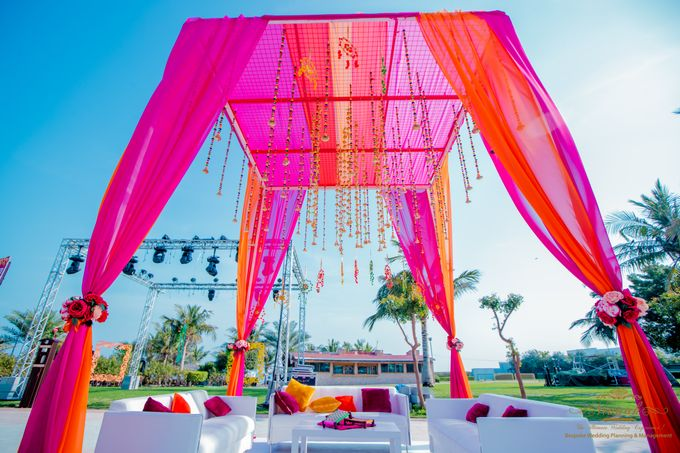 DOLLANE - A Wedding in Paradise by Vivaah Weddings - 008