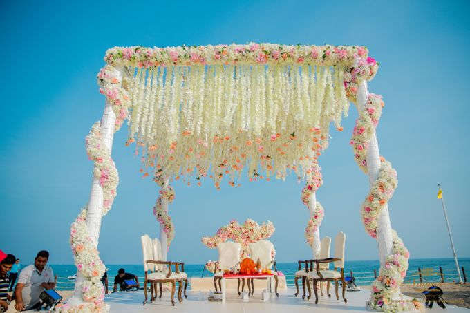 DOLLANE - A Wedding in Paradise by Vivaah Weddings - 015