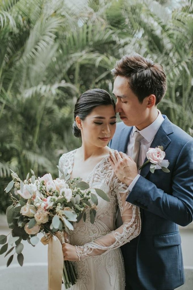 Wedding of Evelyn & Keith by Beyond Decor Company - 015