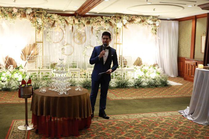 MC Intimate Wedding At Mercantile Jakarta - Anthony Stevven by Anthony Stevven - 018