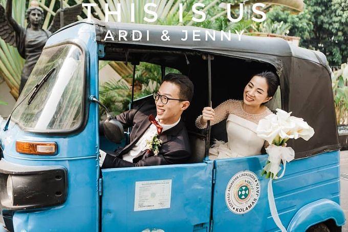 Ardi & Jen Wedding at The Hermitage Menteng by Catalina Flora - 020