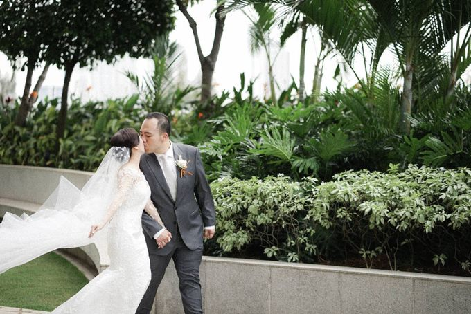 Rudy & Irene Wedding by One Heart Wedding - 026