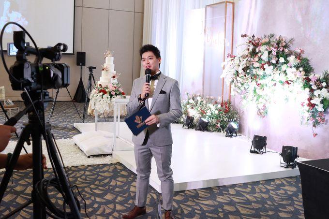 MC Wedding Intimate at Sheraton Gandaria Jakarta by Anthony Stevven by Anthony Stevven - 006