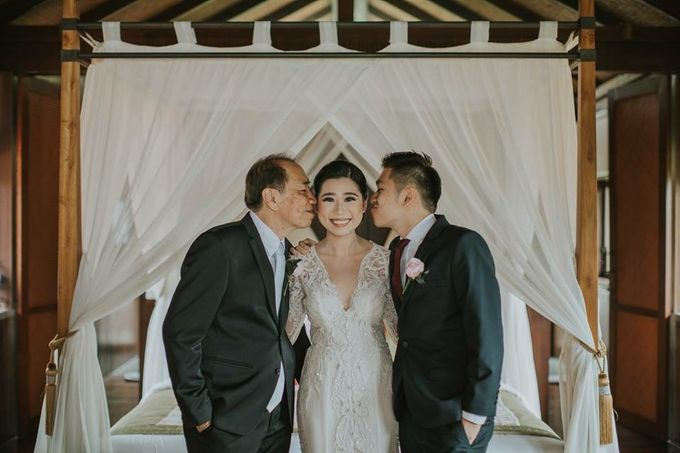 Wedding of Evelyn & Keith by Beyond Decor Company - 007