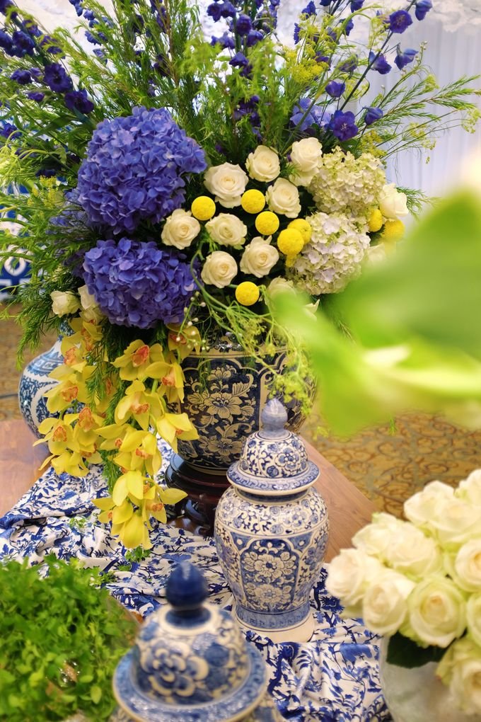 Chinoiserie Garden by Royal Design Indonesia - 005