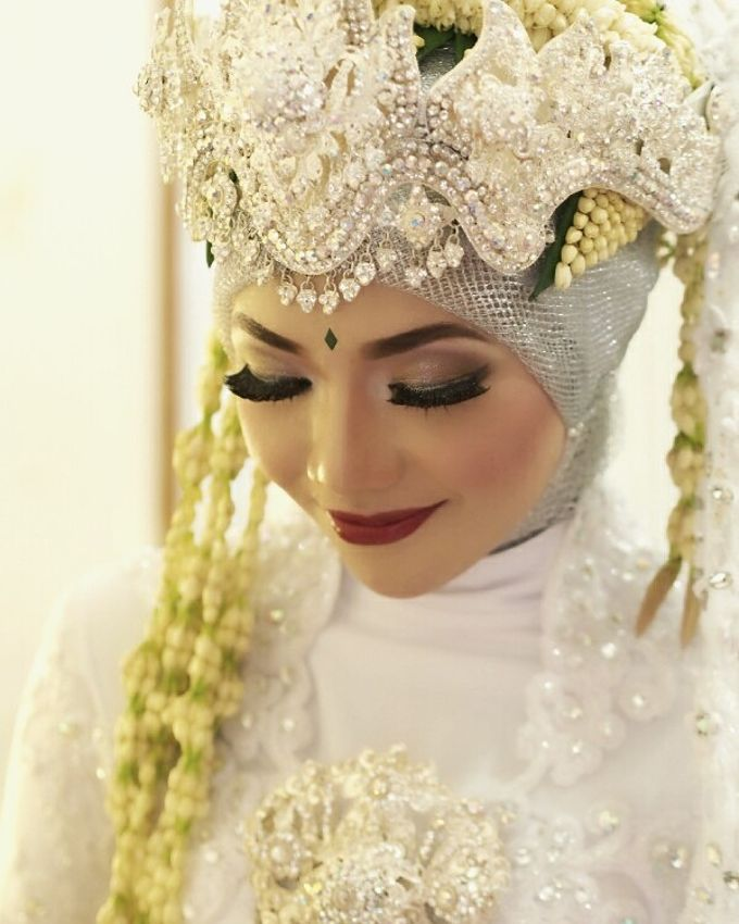 Wedding of Dhiana & Az by Amata Wedding - 006