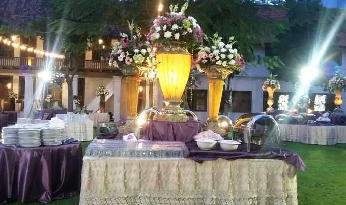 Catering Decoration by Alfabet Catering - 007