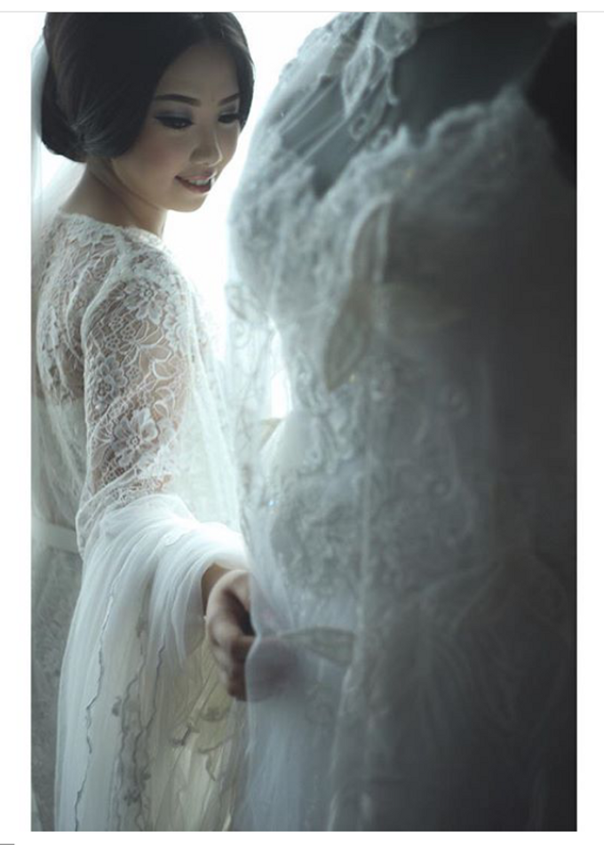 Ms.Lisia & Mr.Nicholas Wedding by Meedjin Couture - 009