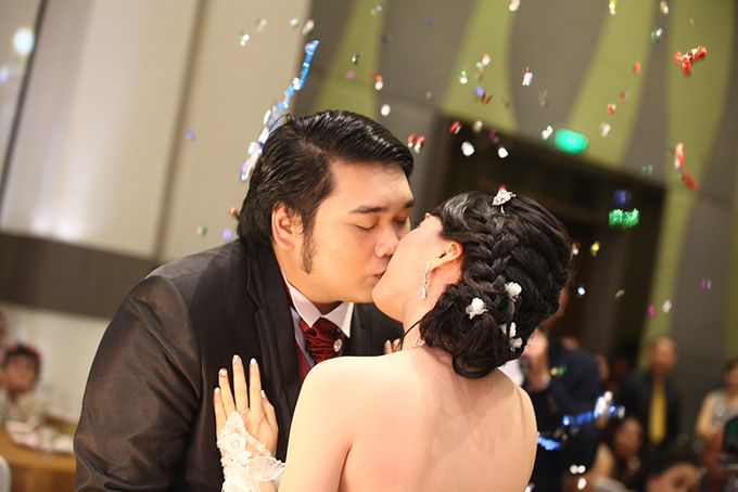Jeffison & Santya Wedding by DESPRO Organizer - 005