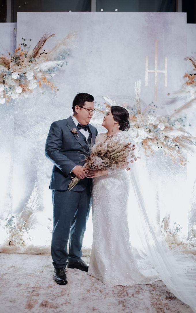 Hendra & Indri Wedding by Chandani Weddings - 002