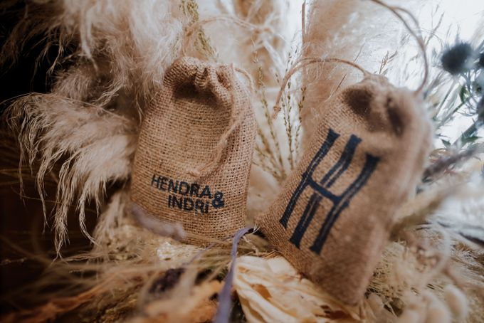 Hendra & Indri Wedding by Hilda by Bridestory - 008