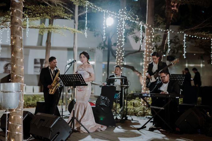 Hendra & Indri Wedding by Chandani Weddings - 007