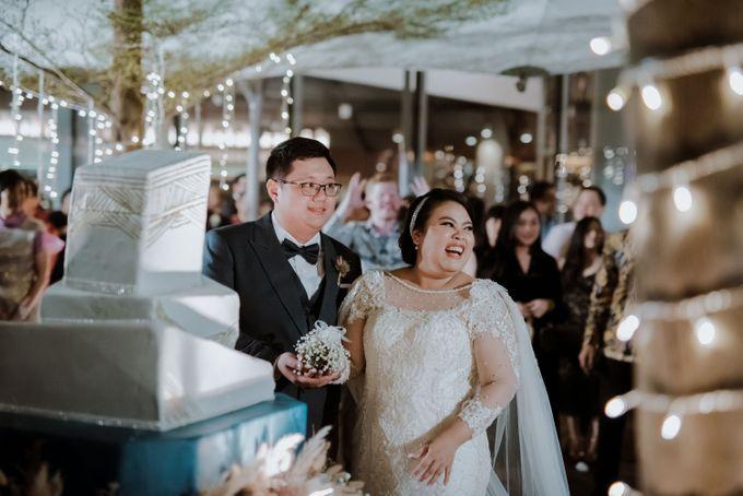 Hendra & Indri Wedding by Chandani Weddings - 004
