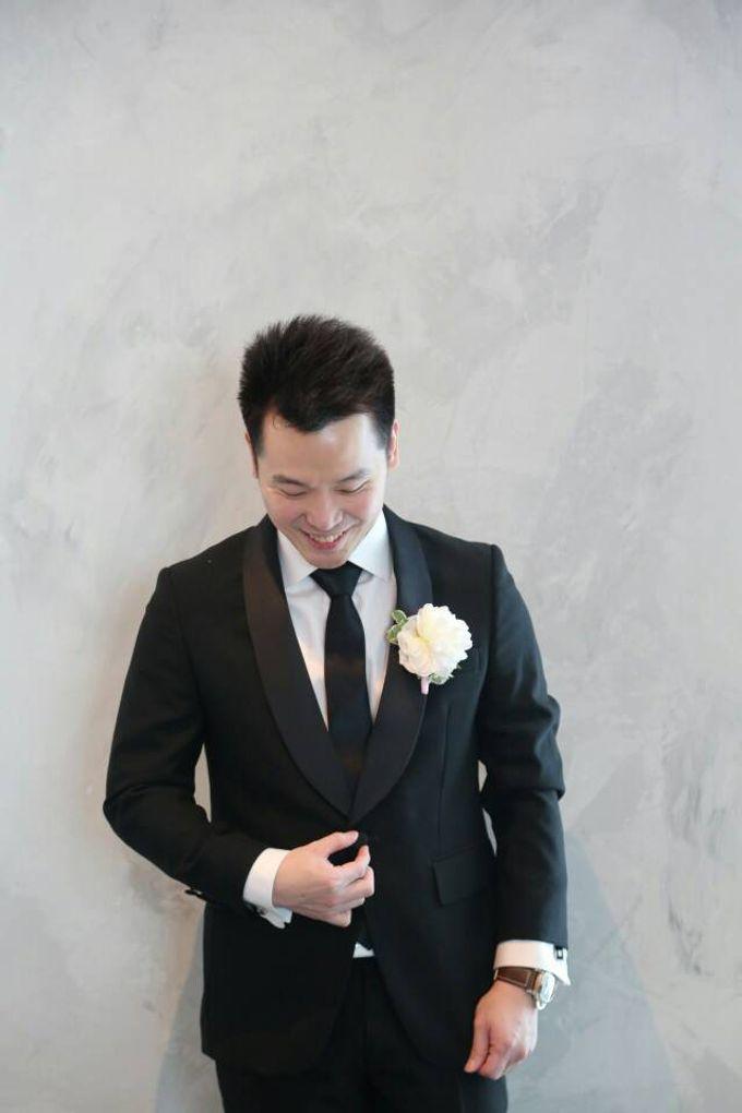 Wedding Benny & Yanti by Fenny Yang Wedding Planner - 032