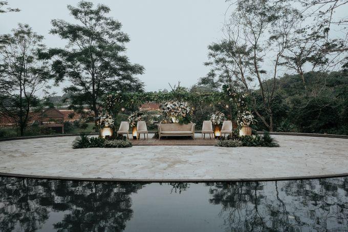 DANIA & EGAR by Raffles Hills Cibubur - On Green Garden Venue - 011