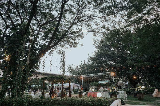 DANIA & EGAR by Raffles Hills Cibubur - On Green Garden Venue - 012