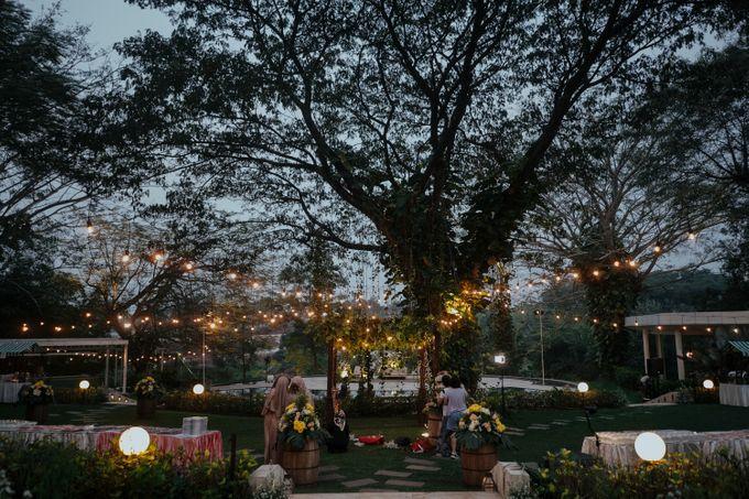 DANIA & EGAR by Raffles Hills Cibubur - On Green Garden Venue - 016