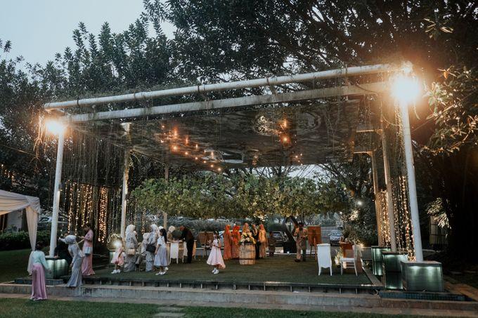 DANIA & EGAR by Raffles Hills Cibubur - On Green Garden Venue - 019