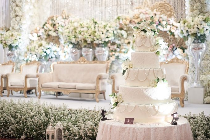 Wedding of Donny & Elisa by White Pearl Decoration - 009
