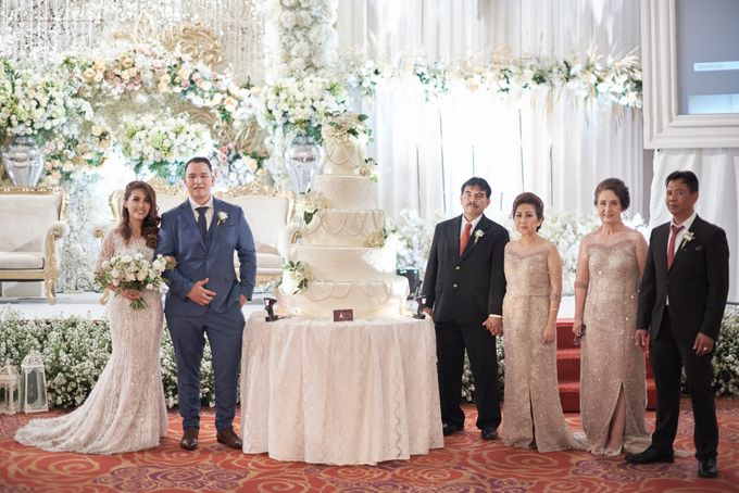 Wedding of Donny & Elisa by White Pearl Decoration - 011