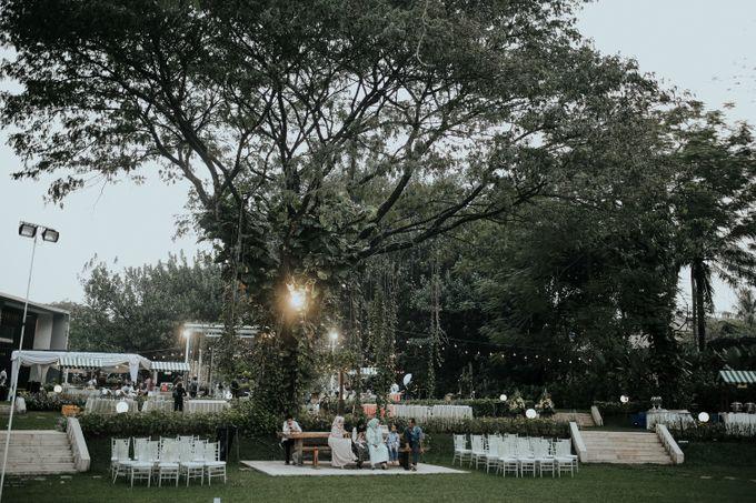 DANIA & EGAR by Raffles Hills Cibubur - On Green Garden Venue - 002