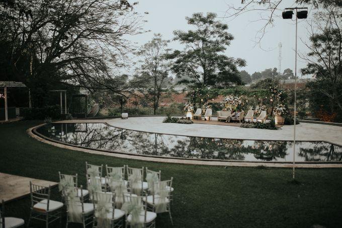 DANIA & EGAR by Raffles Hills Cibubur - On Green Garden Venue - 005