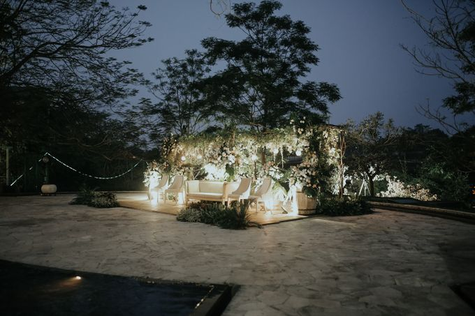 DANIA & EGAR by Raffles Hills Cibubur - On Green Garden Venue - 007