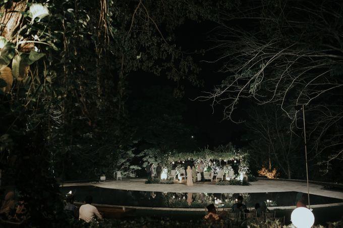 DANIA & EGAR by Raffles Hills Cibubur - On Green Garden Venue - 008