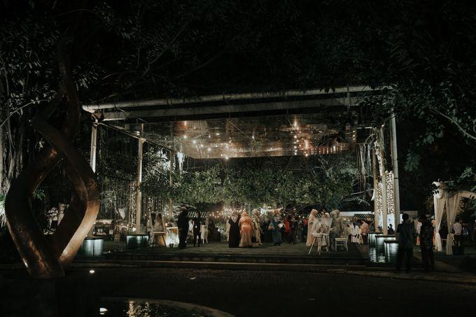 DANIA & EGAR by Raffles Hills Cibubur - On Green Garden Venue - 009