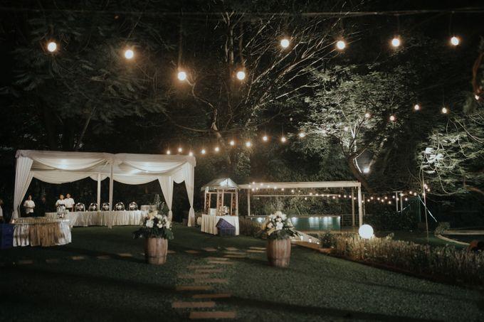 DANIA & EGAR by Raffles Hills Cibubur - On Green Garden Venue - 010