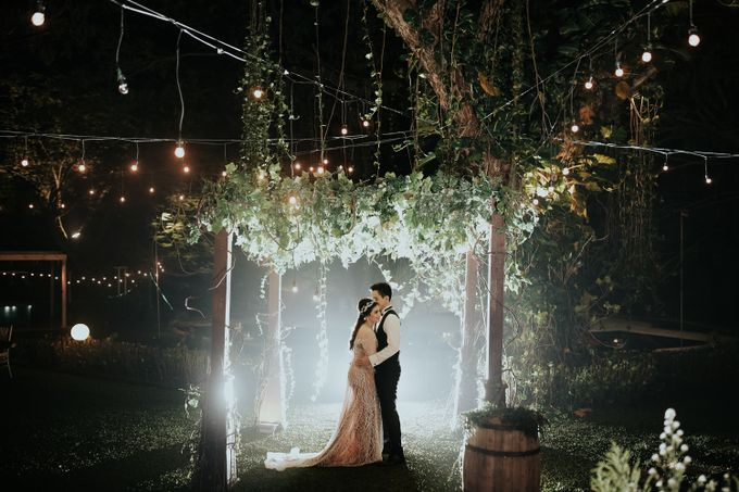 DANIA & EGAR by Raffles Hills Cibubur - On Green Garden Venue - 018
