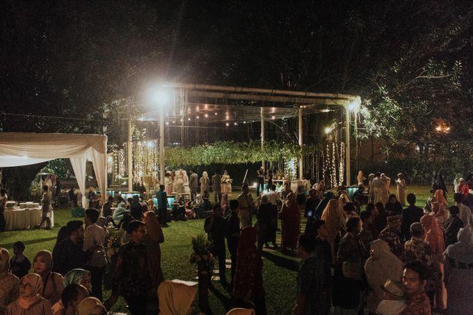DANIA & EGAR by Raffles Hills Cibubur - On Green Garden Venue - 021