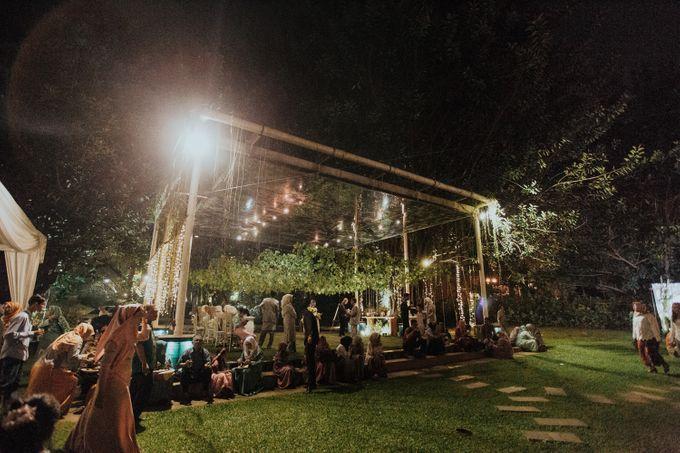 DANIA & EGAR by Raffles Hills Cibubur - On Green Garden Venue - 023