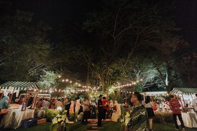 DANIA & EGAR by Raffles Hills Cibubur - On Green Garden Venue - 022
