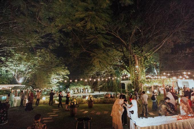 DANIA & EGAR by Raffles Hills Cibubur - On Green Garden Venue - 024